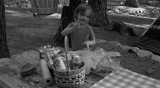 Camping In Style: NATURE LOVING Camp Activities