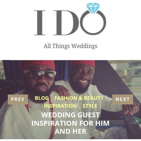 Attending a wedding tomorrow and not quite sure what to wear?  @frankugo_ has got you covered with style inspiration from @lamidelagos @nobleigwe and more!  Go to ido.com.ng to read  #Asoebi #style inspiration #fashion #weddings #nigerianwedding #idonigeria #weddingguest #weddingguestinspiration