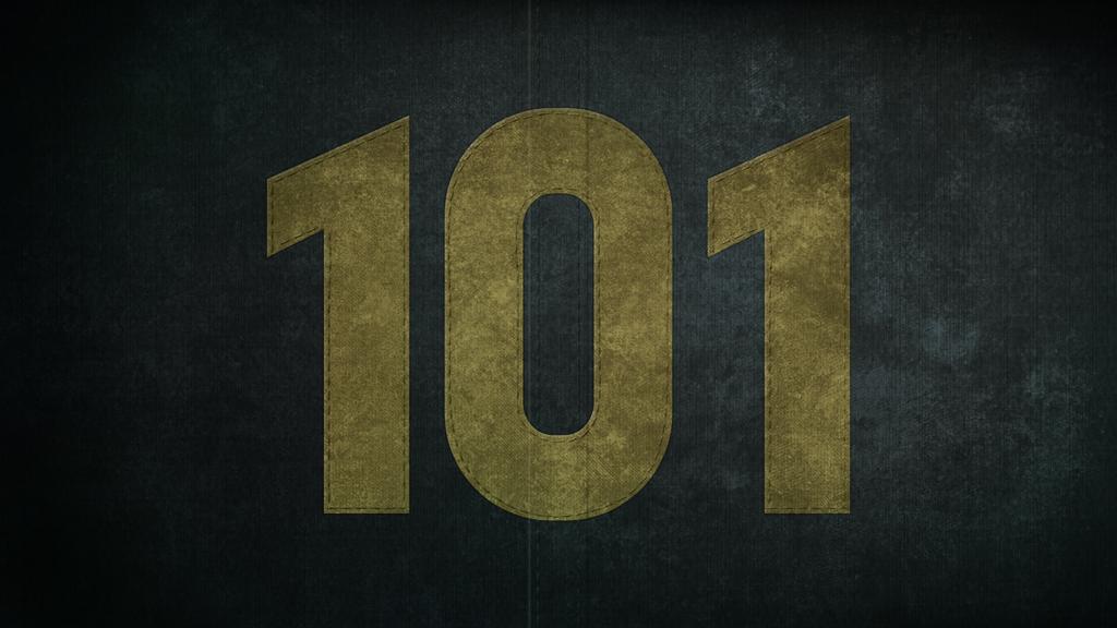 Vault 101 Lone Wanderer Vault Dweller Fallout New Vegas
