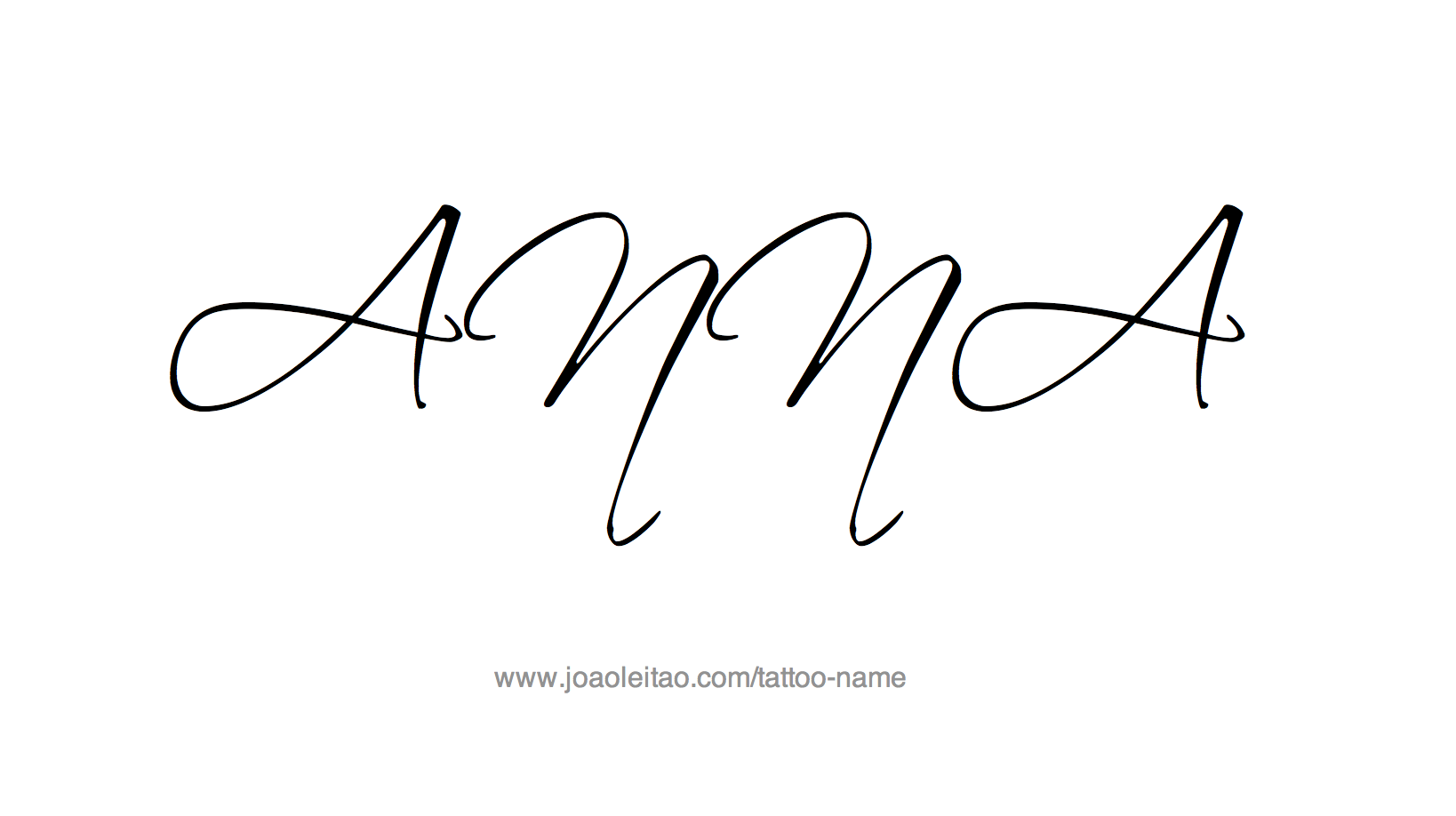Anna Name Tattoo Designs Anna Name Name Tattoo Name Tattoo Designs