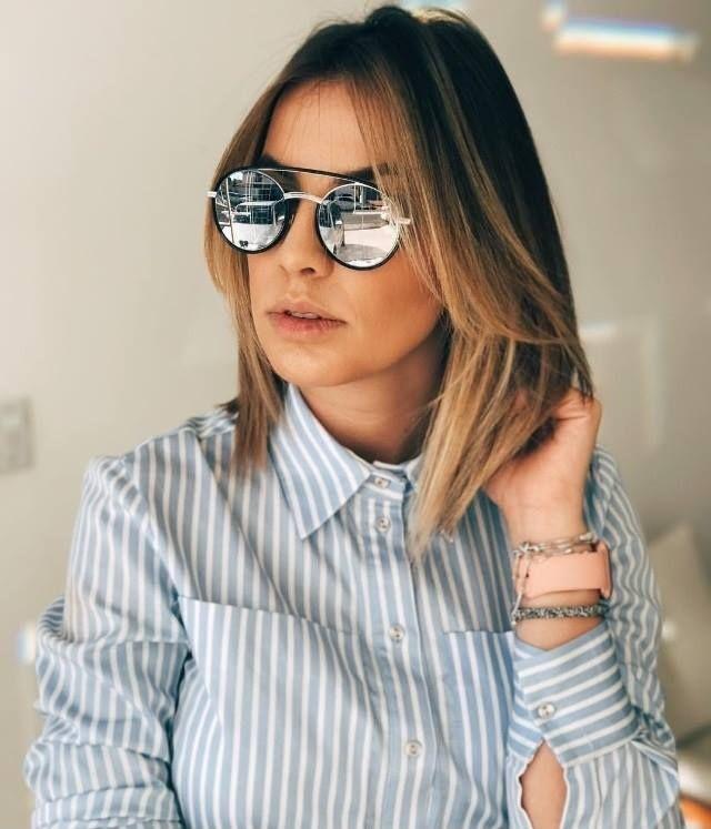 Linda e maravilhosa com seu Dior Synthesis! A loira  jheinniferlima apostou  no modelo espelhado! 😎  oticaswanny  jheinniferlima  dior  diorsynthesis 129bcdf655