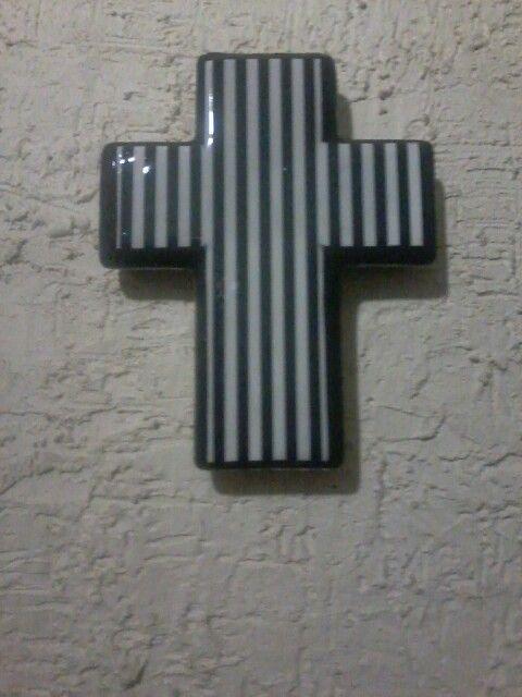 cruz rayada