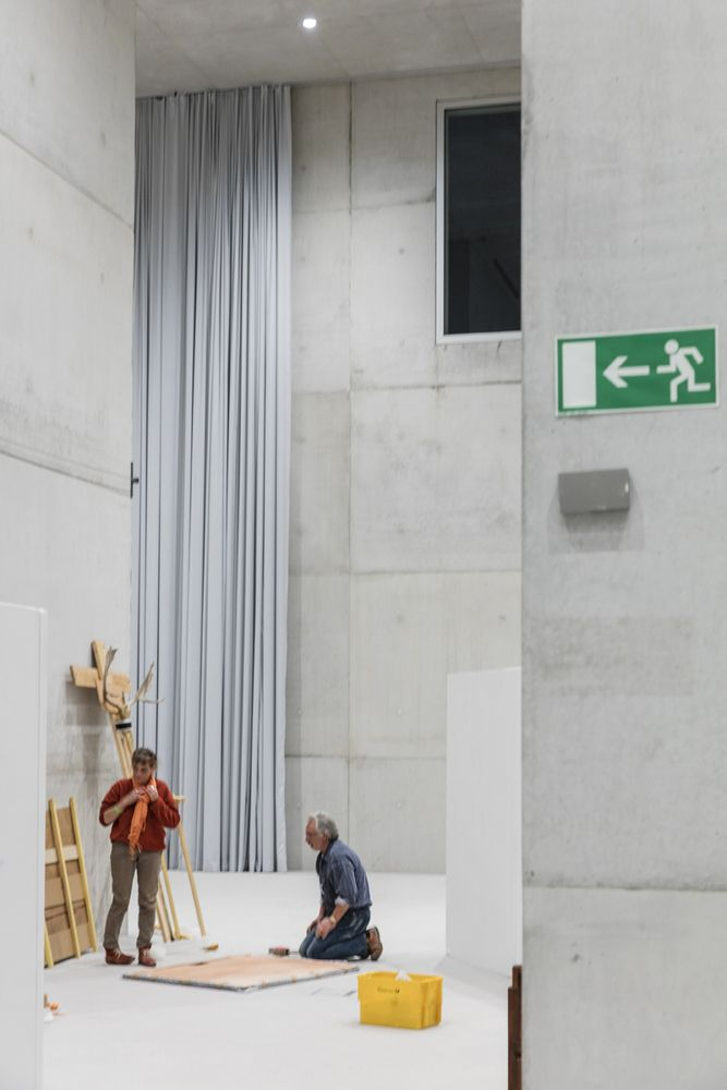 Escuela de Administración y Diseño Zollverein, Essen, Alemania - SANAA - © Laurian Ghinitoiu