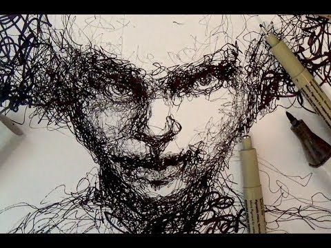 Scribble Drawing Process : I m not just a scribble children s book author interview u art is