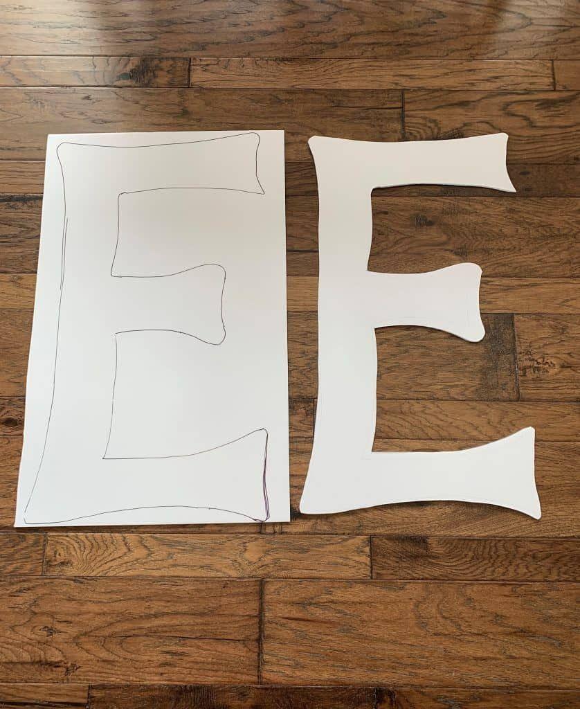 Diy Gold Glitter Yard Letters Sweet 16 Birthday Ideas Birthday Yard Signs Diy Sweet 16 Birthday Birthday Yard Signs