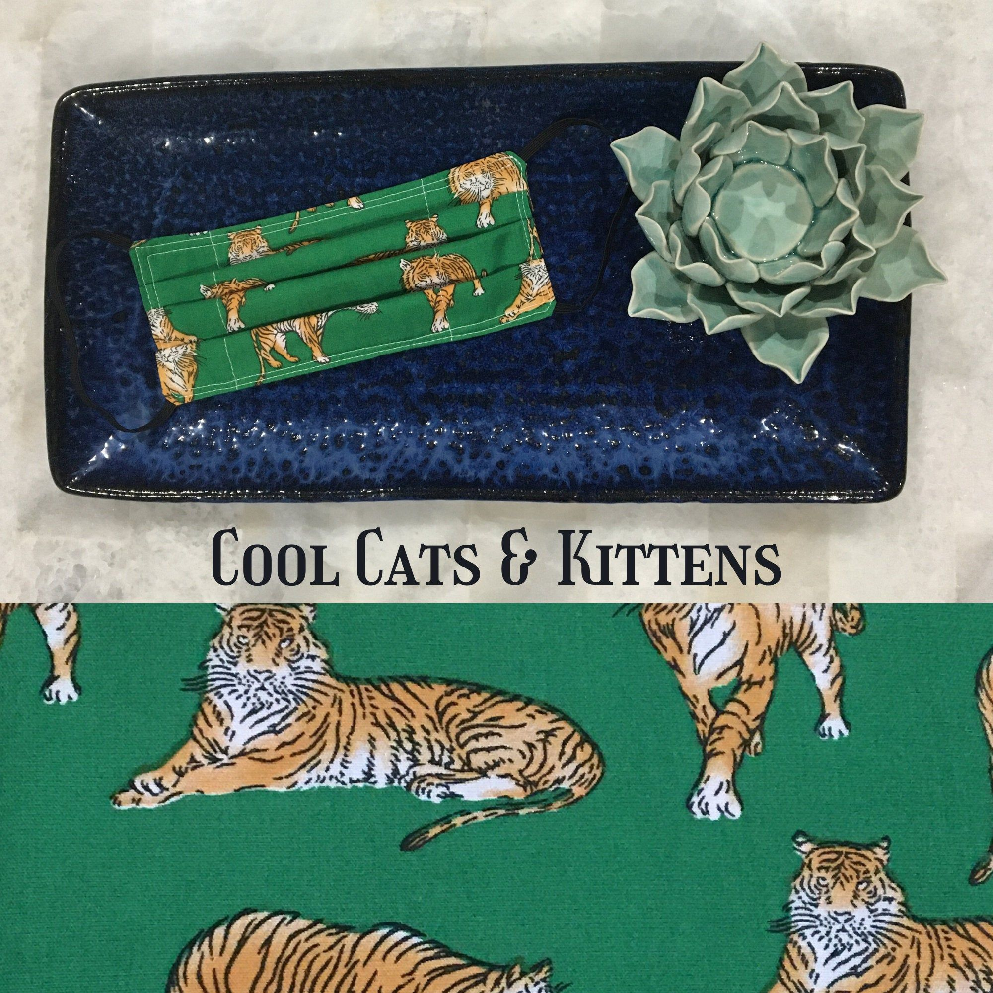 Reusable Face Mask Cool Cats And Kittens Etsy In 2020 Cool Cats Cats And Kittens Kittens