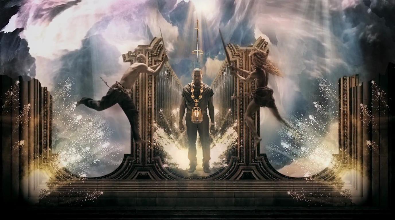 Kanye West Power Wallpaper 4 Jpg 1377 768 Kanye West Power New York Art Mythology