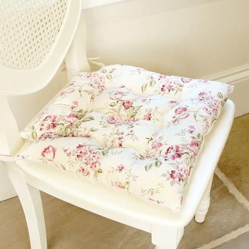 Cuscini per sedie in stile provenzale fiori | Tilda | Pinterest ...
