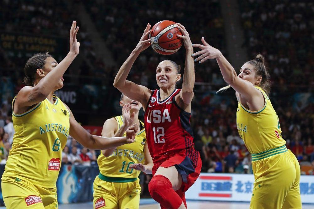 Usa Tops Australia In Fiba Women S Basketball World Cup Final Wnba Com Official Site Of The Wnba Womens Basketball World Cup Final Cup Final