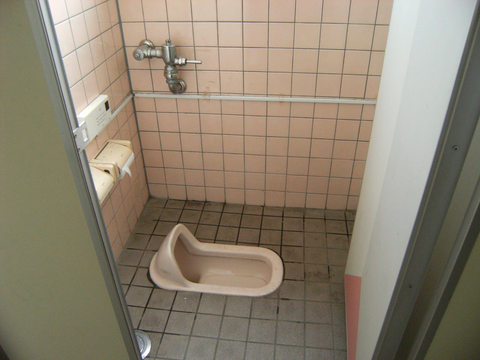 Heading to japan expect yourself to squat in these toilets and