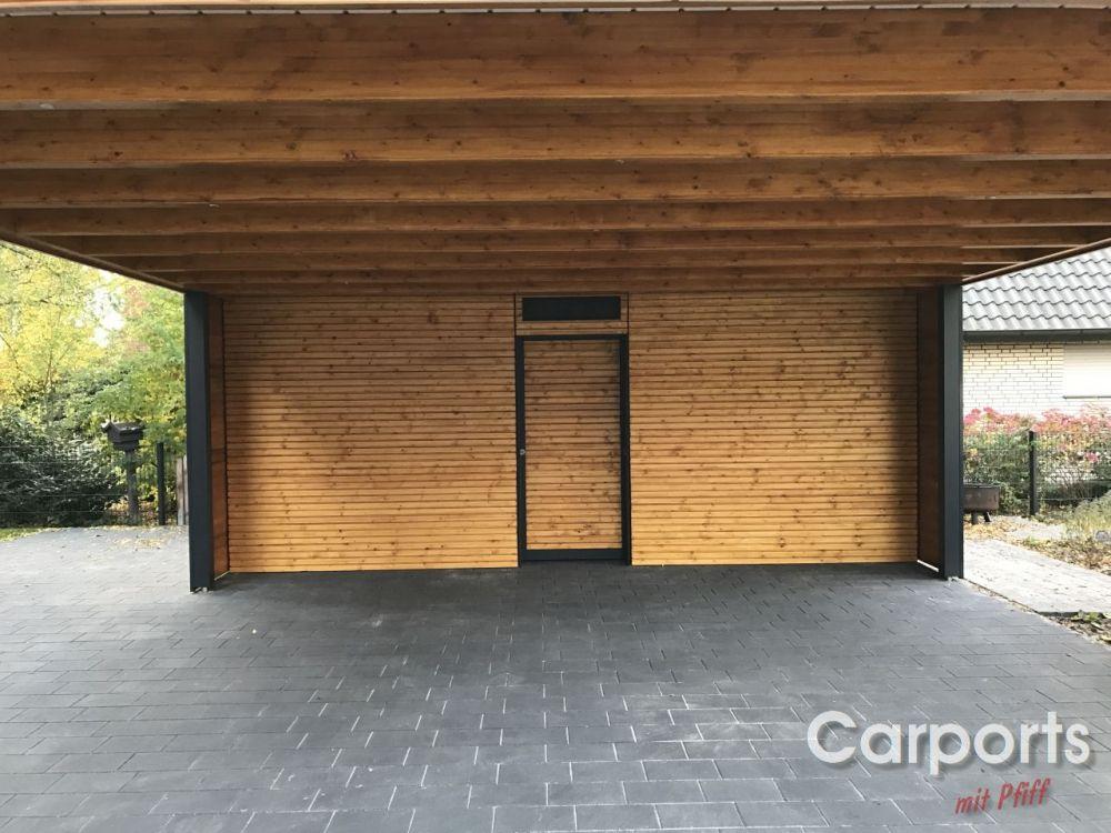 Galerie Pfiff Carports Carport Mit Abstellraum Carport Carport Holz