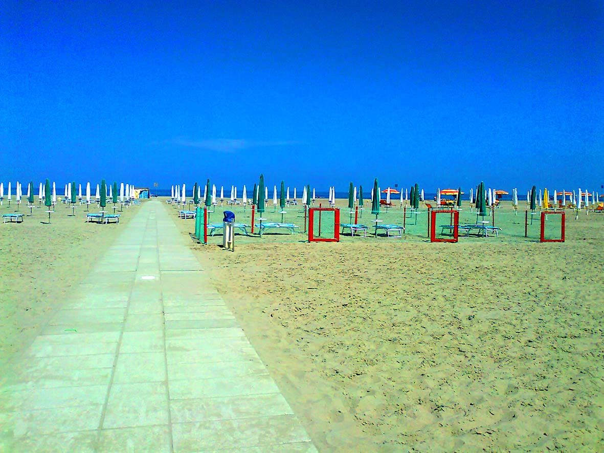 Lido di spina, Lidi Ferraresi, Emilia-Romagna, Italy | #VearHausing for your vacation in Lidi Ferraresi www.vear.it