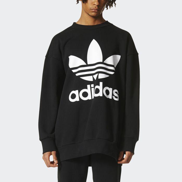 adidas Crewneck Sweatshirt Mens Hoodies & Sweatshirts