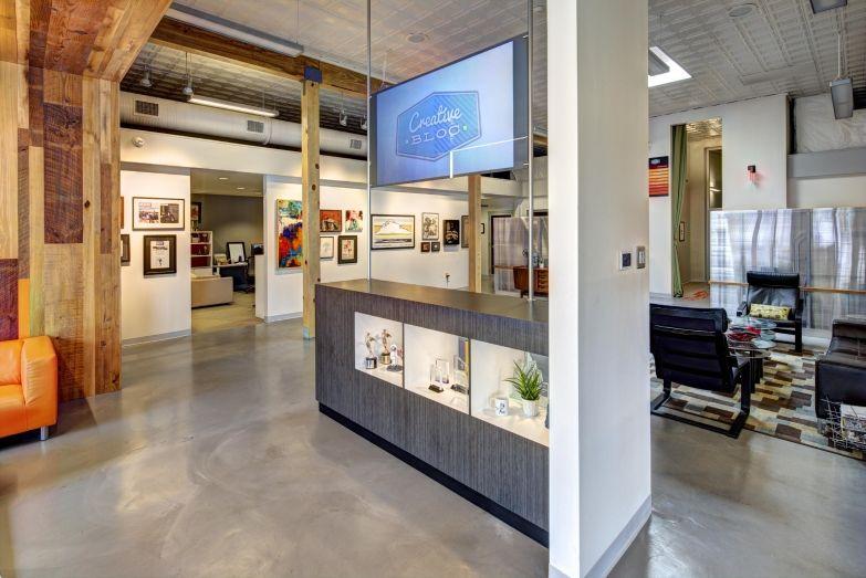 Creative Bloc Baton Rouge Tipton Associates Architecture