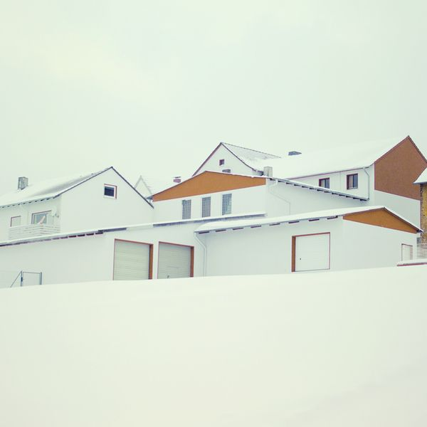 Snow Blind by Matthias Heiderich, via Behance
