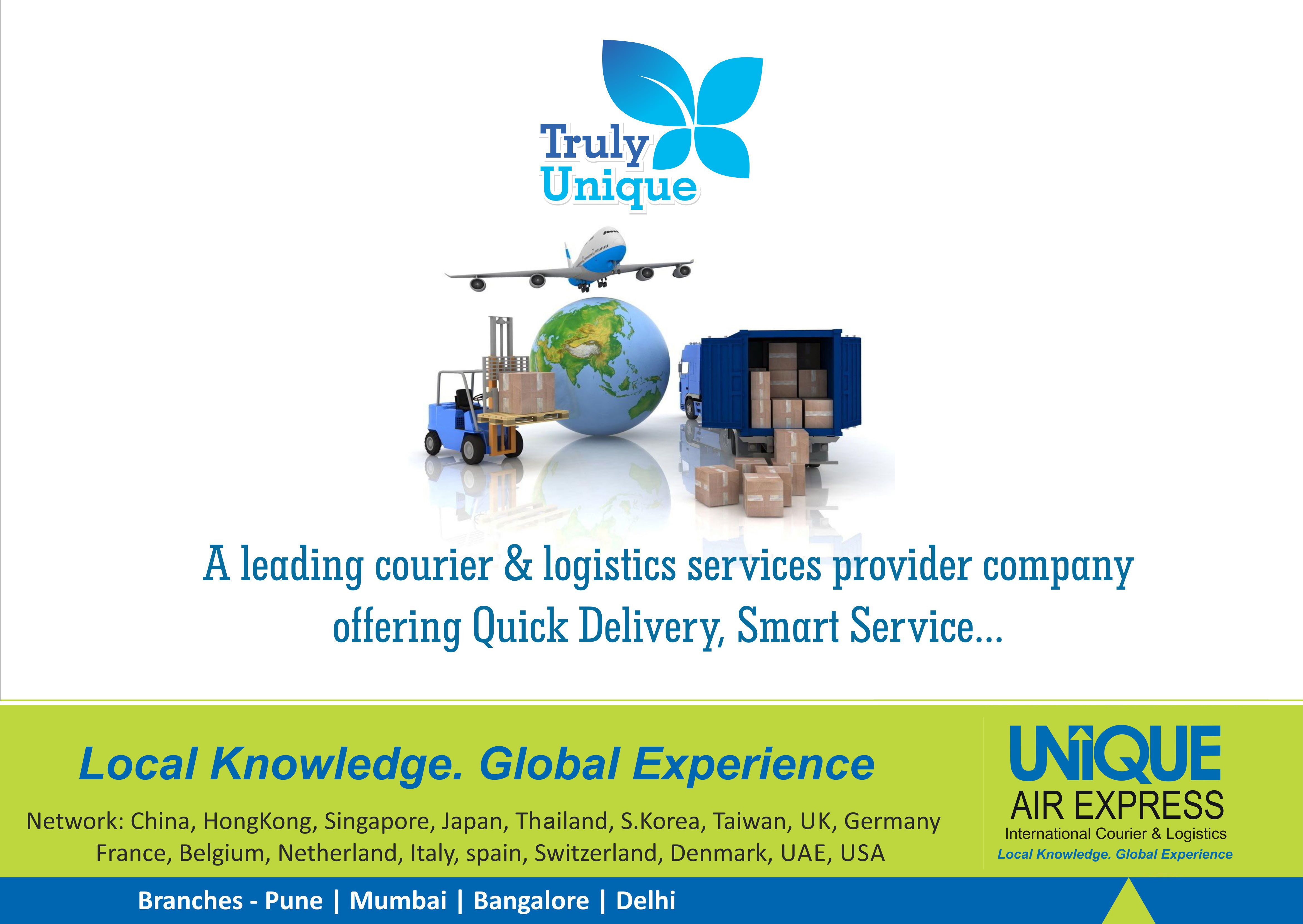 International Courier Company Courier International Courier Services Logistics