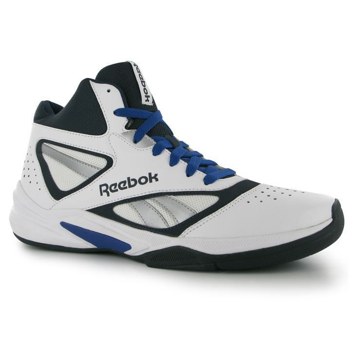 Reebok men's Pro Heritage 1 Hi Top Basketball Shoe #Reebok