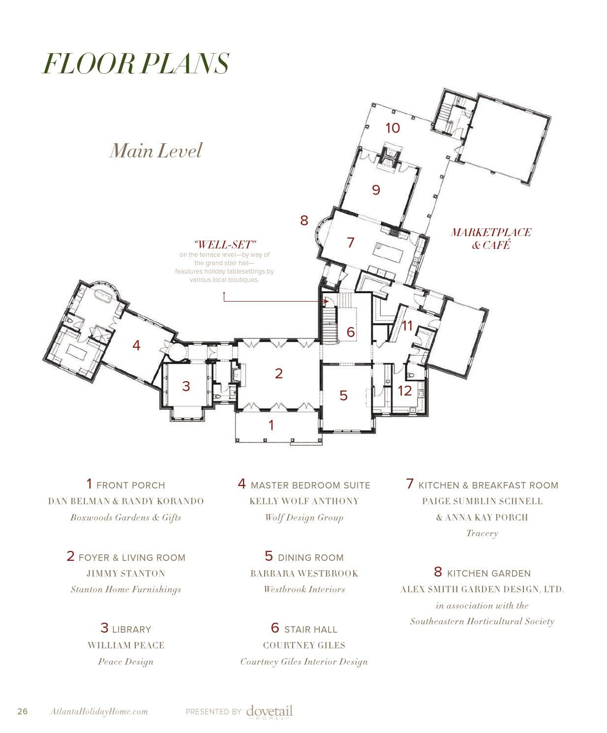 Atlanta Homes Lifestyles November Issue Mansion Floor Plan House Floor Plans Floor Plans