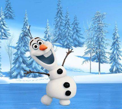 Olaf Frozen Wallpaper