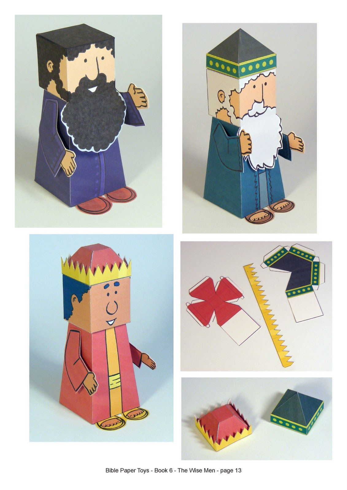 photograph relating to Printable Bible Characters called Printable Bible People Cost-free I center Crafts Sunday