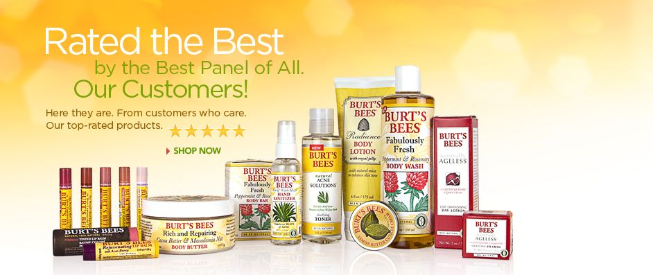 Great Products Love The Hand Sanitizer Especially Burts Bees