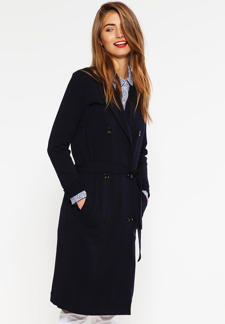 Bestill Marc O'Polo Trenchcoat - stormy sea for kr 2 445,00 (09.09.16) med…