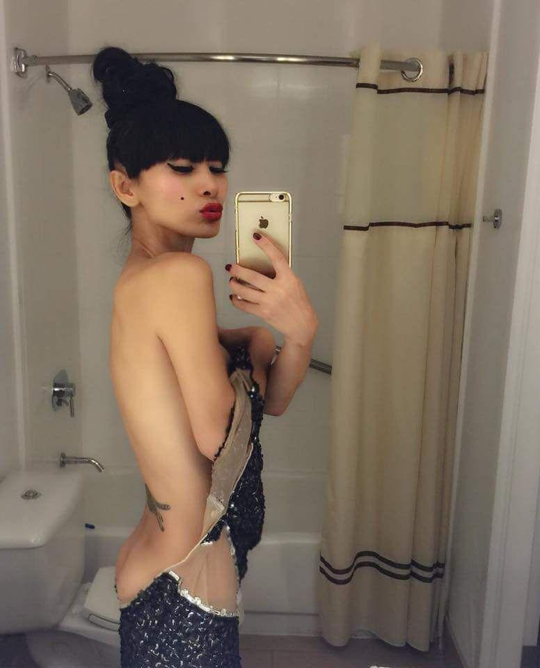 Bai ling bare ass
