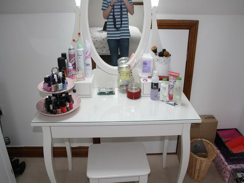 Makeup Dresser Ideas Enchanting Amazing Ikea Vanity Makeup Table In Home Decorating Ideas With Inspiration