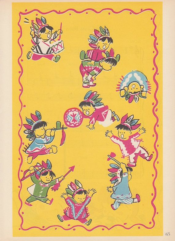 Vintage wall art Nursery Rhyme print by AnemoneReadsPaperie, $10.00 ...