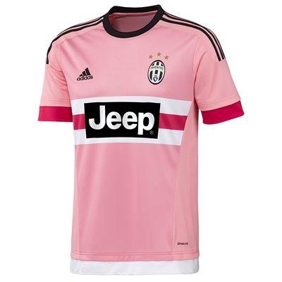 pretty nice 49ebf f6524 Juventus Away Shirt 2015/16 Pink: Juventus Away Shirt 2015 ...
