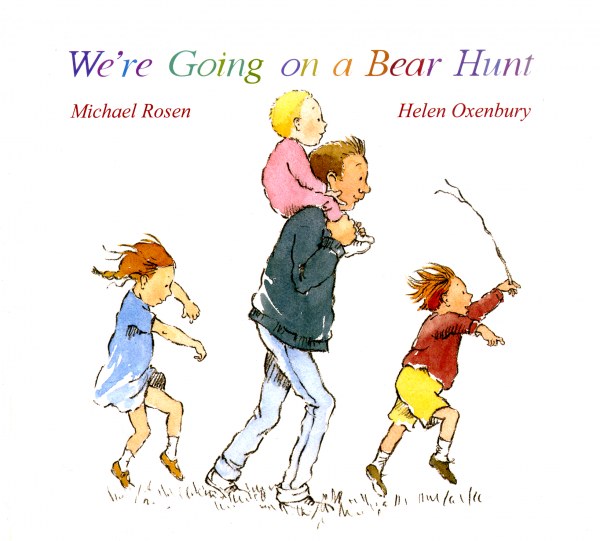We re going on a bear hunt A kids yoga class plan from