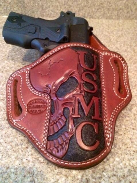 Holster Diy Leather Holster Leather Holster Leather Holster Pattern