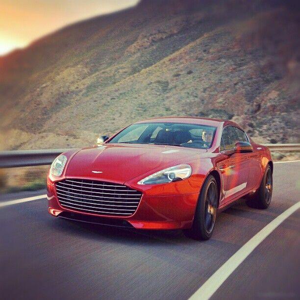 The new Aston Martin Rapide
