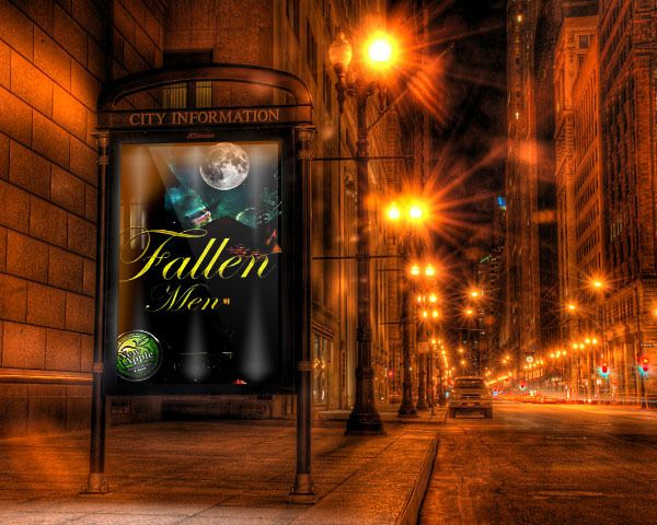 Fallen Men by Brian O'Hare. A young priest falls in love, and opens a window into his abusive past.