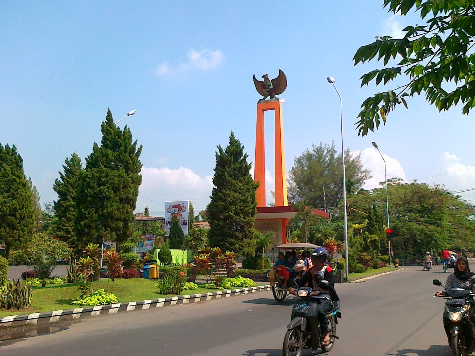 Kampung Inggris Pare is an area in Pare, Kediri that