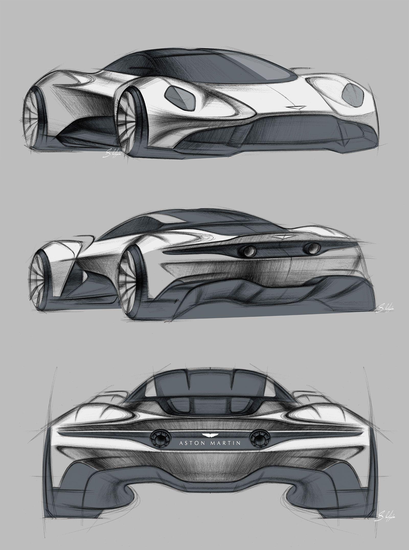 Astonmartin Conceptcar Cardesign Conceptcars Futuristiccars Design Futuristic Autodesign Automotive Ca Car Design Aston Martin Vanquish Design Sketch