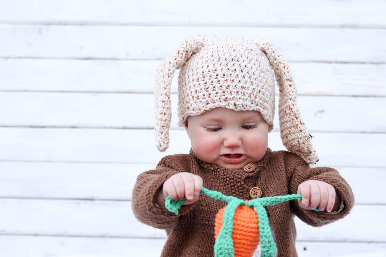 Crochet Bunny Hat Pattern Unique Inspiration Design