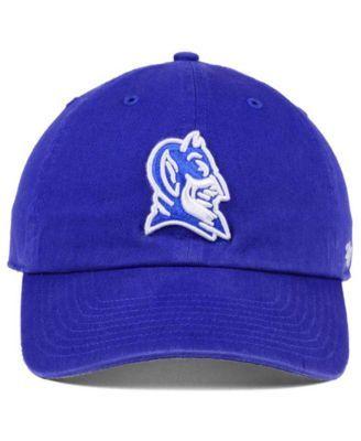 c9e02af29436d ... wholesale 47 brand duke blue devils clean up cap blue adjustable. 7d3aa  bb919