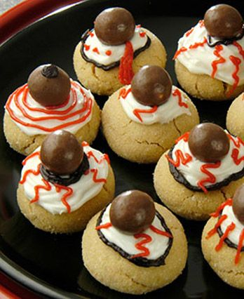 Food-Celebrations - Halloween Cookies - Walmart Recipes to