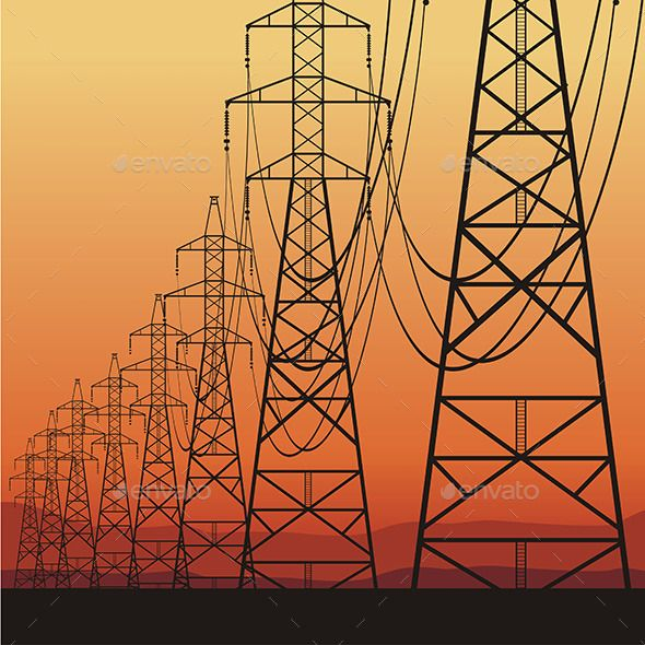 Electrical Power Lines Line Photography Abstract Electricity