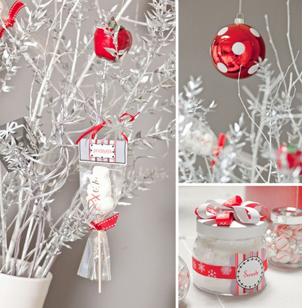 Superb Christmas Party Ideas For Babies Part - 12: Christmas Themed Baby Shower Ideas And Baby Shower Invitations