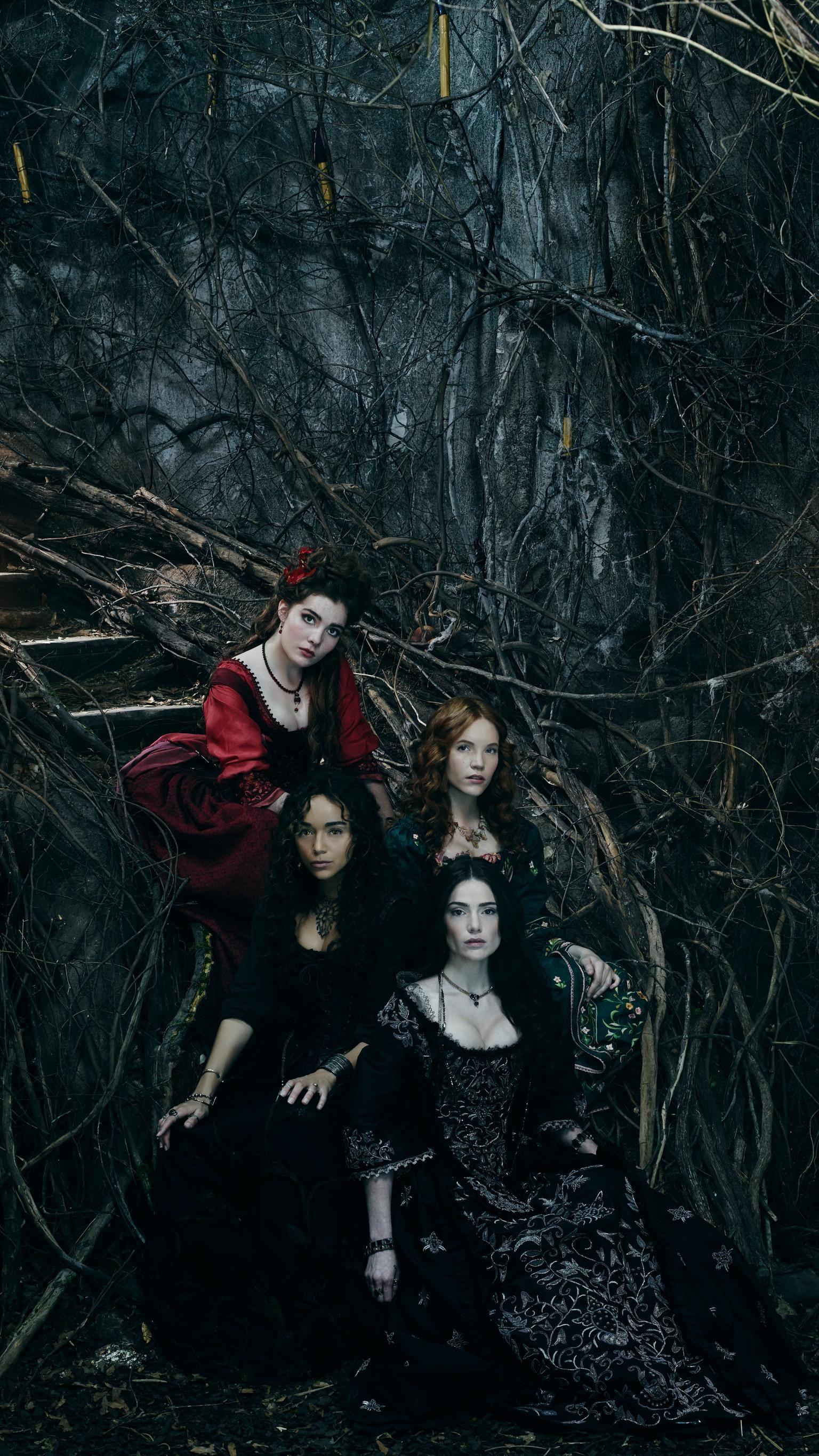 Salem Phone Wallpaper Salem tv show, Salem series, Mary