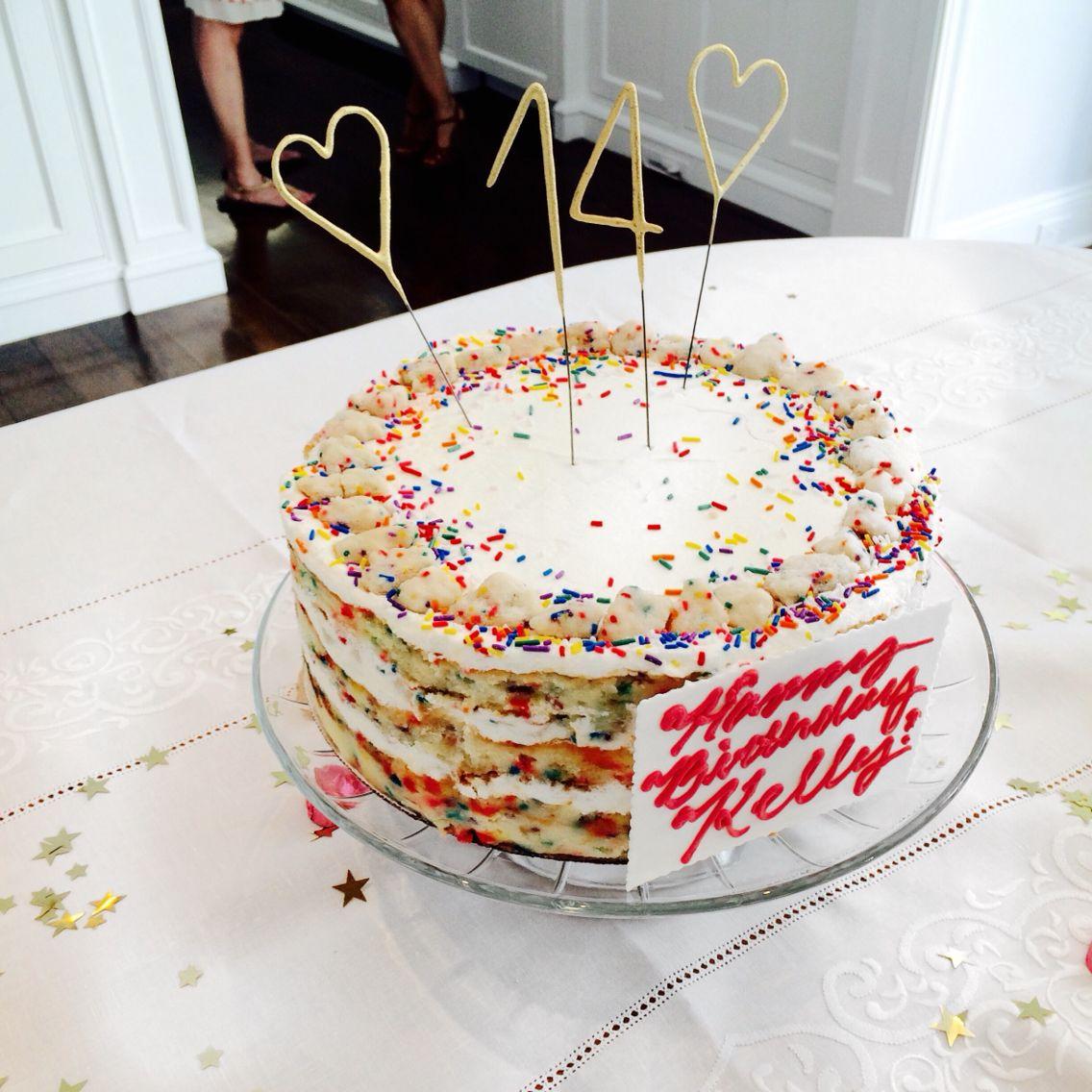 momofuku cake Stolen from @charlotteemmabl