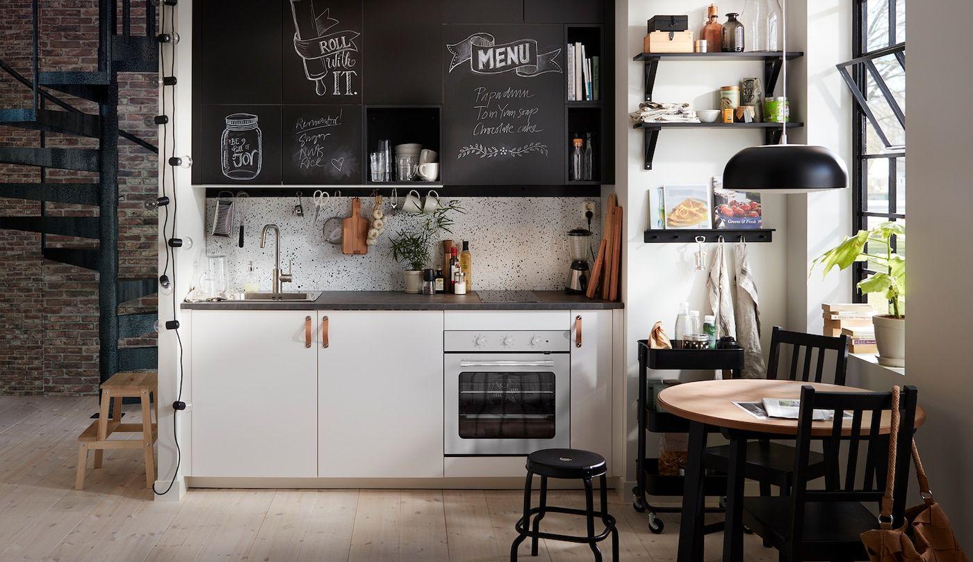 Inspiration: Kreative Küche gestalten in 18  Küche gestalten