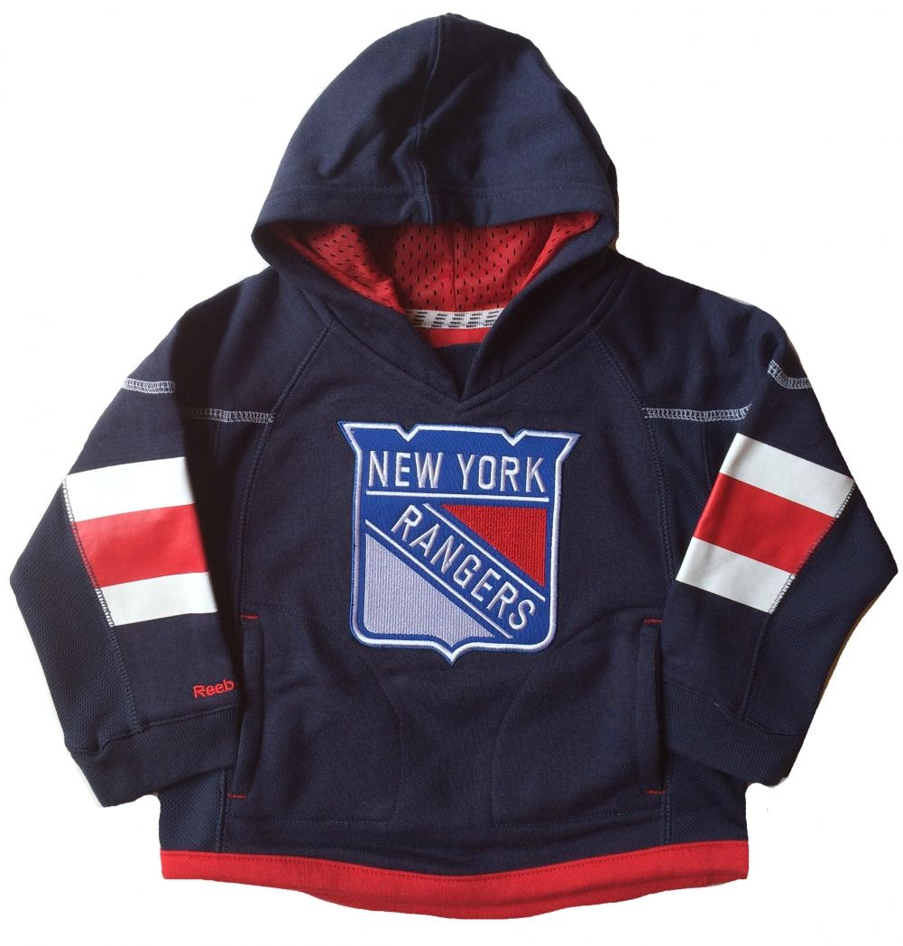 88eb8c6758d NHL New York Rangers Toddler Pullover Hoodie | Kids Love Sports Too ...