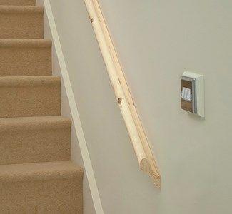 Marvelous Wall Mounted Handrail Kits From Richard Burbidge