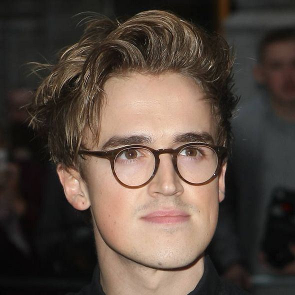 Tom Fletcher recorded wife's pregnancy on video