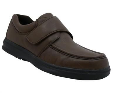 hush puppies gil velcro velcro casual shoes  mens