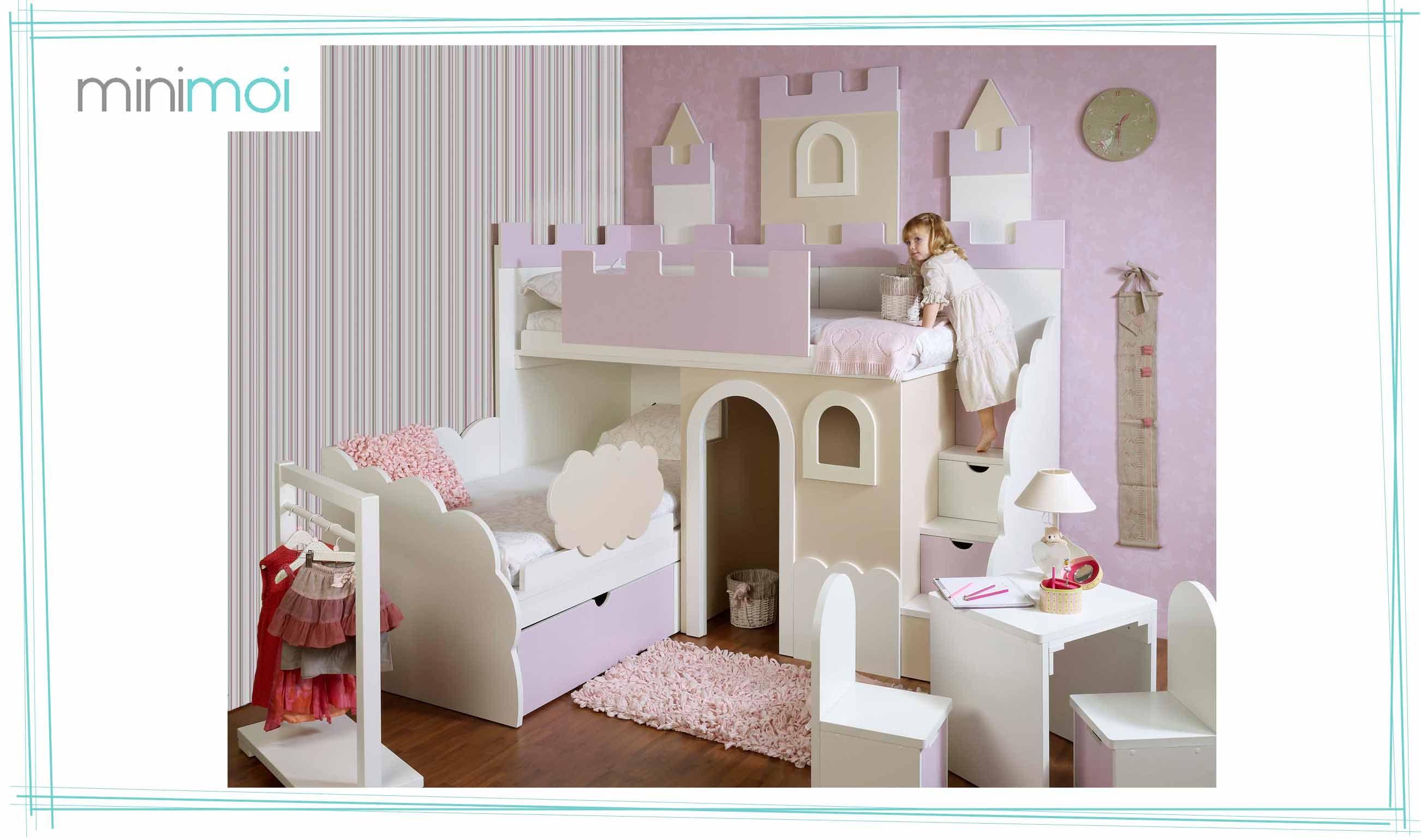 Litera de ensue o carlos paya decoracion de - Habitacion nina 2 anos ...