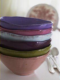 Colourful Kitchens Crockery Kitchen Colors Ceramics